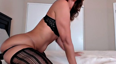Mature solo, Striptease