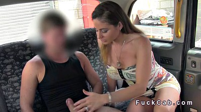 Taxi, Fake, Fake taxi, Huge dick