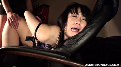 Asian bdsm, Oiled