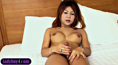 Asian shemale, Asian hands, Big toy, Asian toy