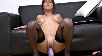 Sex stockings, Brutal, Thick, Sex stocking