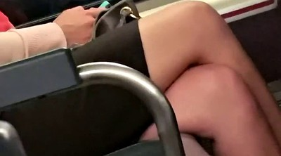 Train, Candid feet, Legs, Footing, Feet fetish