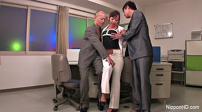 Big creampie, Japanese young, Japanese office
