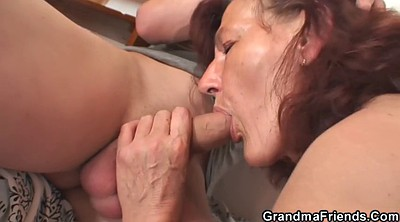 Two matures, Old mature