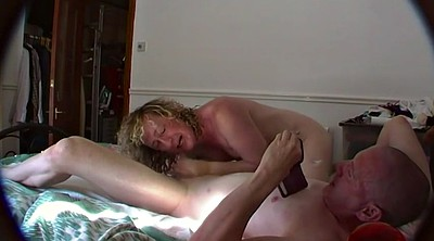 Cleaning, British anal, Bed