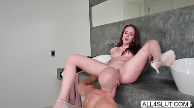 Redhead, Seduced, Johnny sins