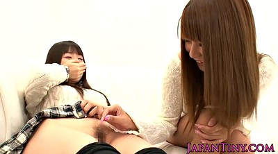Japanese lesbian, Small girl, Japanese threesome, Small asian, Japanese lesbians