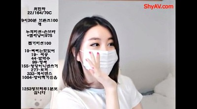 Koreans, Korean webcam