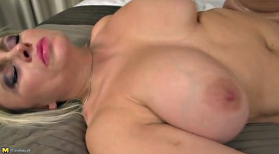 Mother, Mother son, Mature big tits