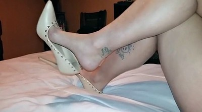 Pantyhose feet, Pantyhose compilation, Feet compilation