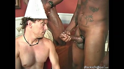 Teacher, Gangbang black