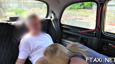 Passion sex, Fake taxi, Car sex
