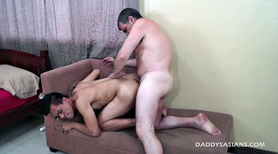 Old gay, Gym, Asian daddy, Asian old, Gay old, Interracial asian