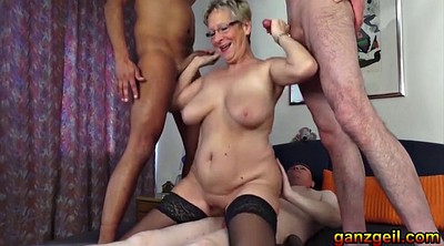 German granny, Cuckolds