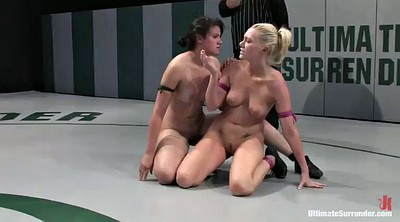 Wrestling, Strapon, Couple