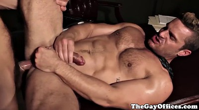 Office, Hairy gay