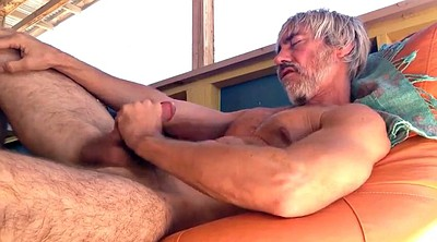 Grandpa, Daddy gay, Big balls