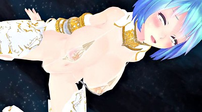 Mmd, Gaping pussy