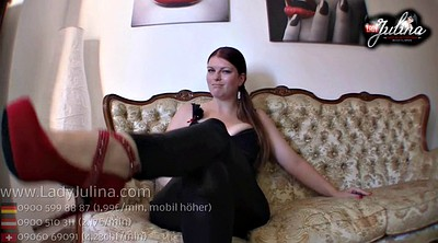 Face, Sitting, German femdom, German bdsm