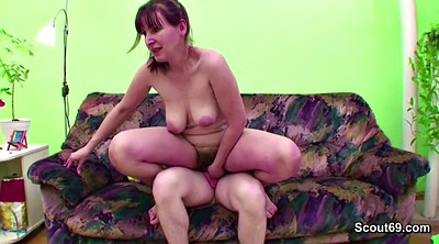 Mature and boy, Mom seduce