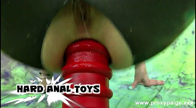 Prolapse, Proxy, Paige, Gape prolapse, Anal fist, Bottle