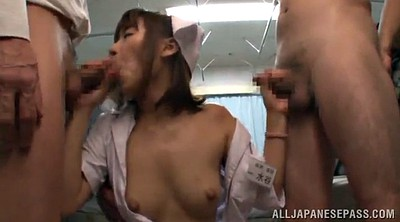 Japanese nurse, Handjob japanese, Blowjob japanese, Japanese tits, Asian gangbang