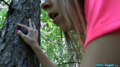 Woods, Wood, Public czech, Public cumshot, Pov blowjob, Ass pov
