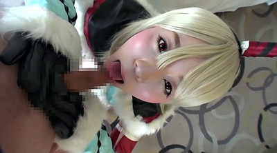 Cosplay, Japanese m, Japanese blowjob, Mary, Marie