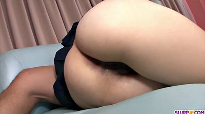 Japanese young, Japanese older, Older man, Young creampie