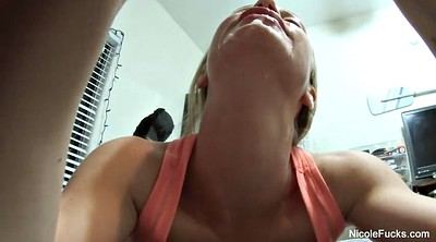 Nicole aniston, Girlfriend blowjob