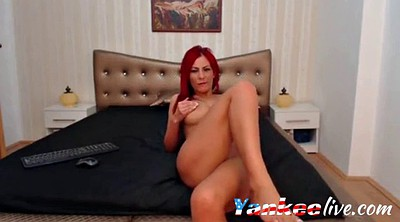Tease solo, Red hair