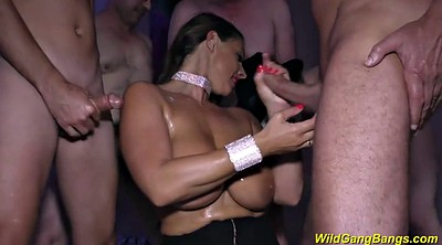 Milf party, German milf
