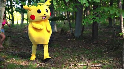 Cosplay, Pokemon