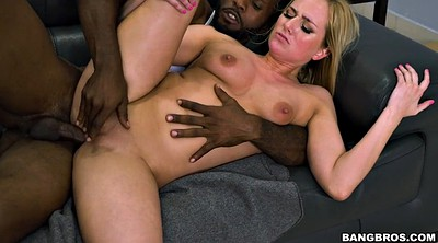 Interracial anal, Kate england