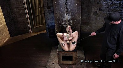 Torture, Hogtied, Gay slave
