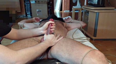 Handjob, Milk, Milking, Edging