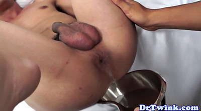 Enema, Ass fuck, Gay enema, Asian enema, Asian doctor