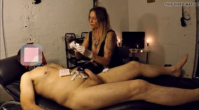 Mistress t, Needle, Nipple play