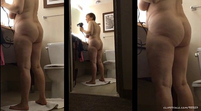 Marie, Mary, Big tit shower
