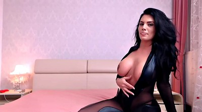 Leather, Mature webcam