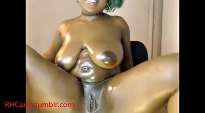 Webcam, Black solo, Ebony webcam, Camgirl