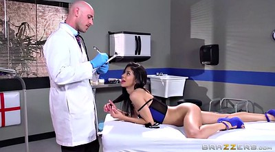 Doctor, Exam, Johnny sins, Wet pussy, Johnny, Foot pussy