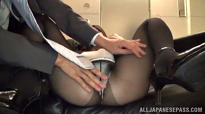 Asian pantyhose, Office
