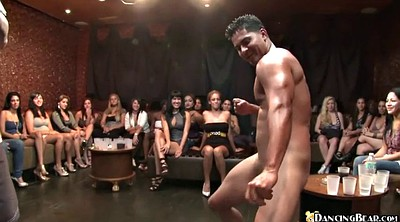 Dance, Group, Stripper, Male stripper, Women