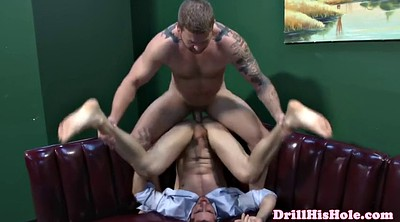 Gay anal, His, Full anal