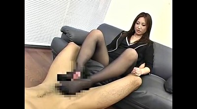Pantyhose foot, Nylon foot, Pantyhose feet, Nylon fetish, Pantyhose fetish, Asian pantyhose
