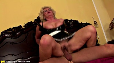 Young boy, Old and young, Hairy granny, Young creampie, Mature and boy