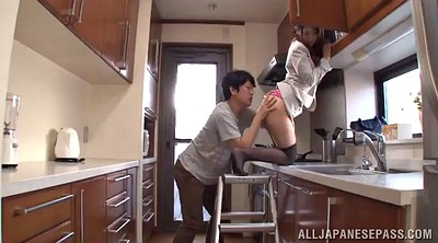 Kitchen, Asian pantyhose