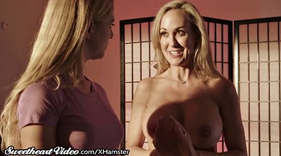 Brandi love, Love, Brandy love, Young lesbian, Massage seducing, Old&young