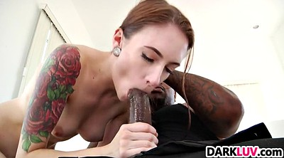 Blacked, Interracial anal